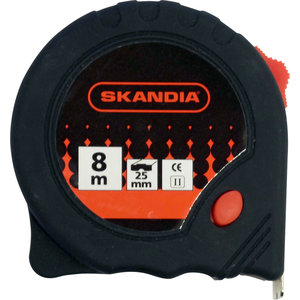 skandia Rolbandmaat 8mx25mm