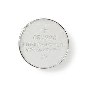 nedis Lithium knoopcel-batterij CR1220 / 3 V / 5 stuks / Blister