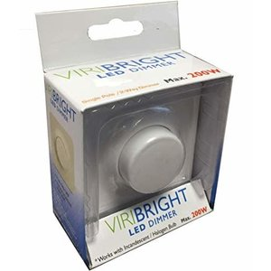 viribright Viri Bright Dimmer Voor o.a Filament LED 4-200w halo 20-200w 82031
