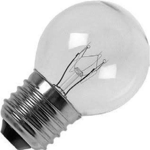 Universeel Gloeilamp Kogellamp 11W - 15W E27 Helder 277271100