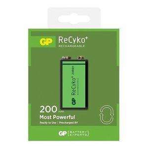 GP G.P Oplaadbare Batterij Nimh 9-V 200Mah 8.4Volt