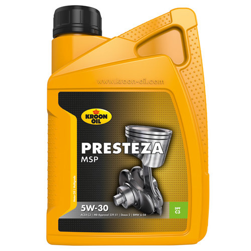 Kroon-Oil Kroon-Oil 33228 Presteza MSP 5W-30 1L
