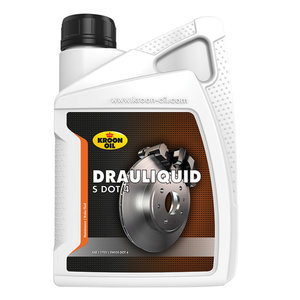 Kroon-Oil Kroon-Oil 04206 Drauliquid-s DOT 4 1L remvloeistof
