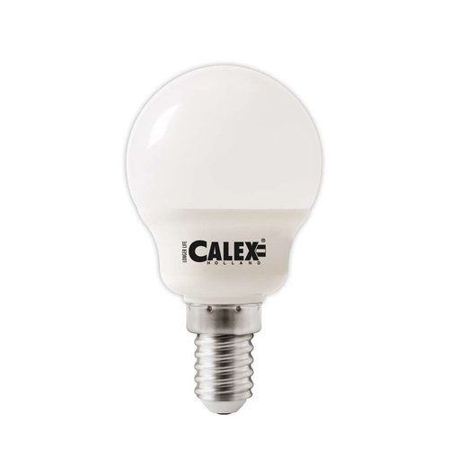 Calex Ledlamp Kogellamp 240V 5 Watt 470 Lumen 2700K