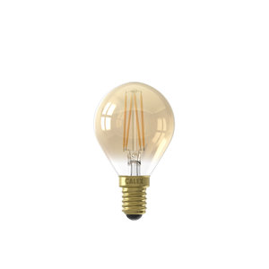 Calex 474481 Ledlamp LED Volglas Filament Kogellamp