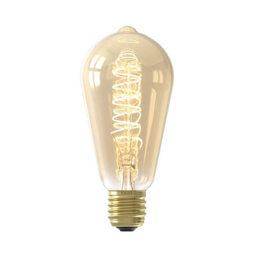 Calex Ledlamp Filament LED Rustieklamp