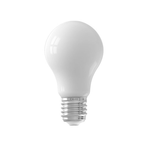 Calex Ledlamp LED Volglas Filament Standaardlamp A67 Softline