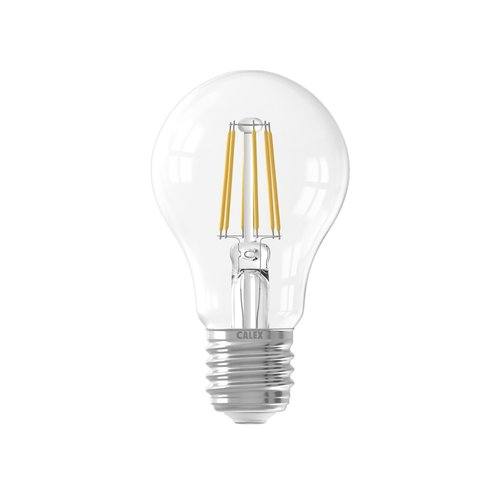 Calex Ledlamp Filament Standaardlamp 240V 5,5 Watt 600 Lumen 2700K