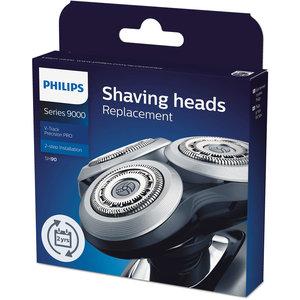 Philips Scheerkop SH90, 3 scheerhoofden, V-Track Precision PRO-mesjes