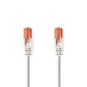 nedis Cat 6 UTP-Netwerkkabel / RJ45 (8P8C) male - RJ45 (8P8C) male / 1,0 m / Grijs