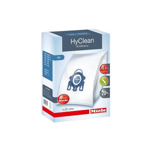 Miele Stofzuigerzak HyClean 3D, 9 filterlagen GN