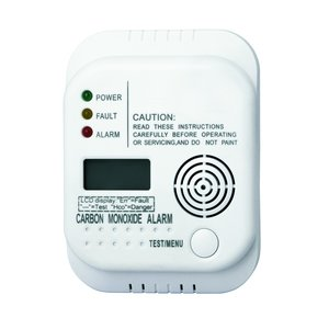 Smartwares Koolmonoxidemelder RM370 Koolmonoxide detector