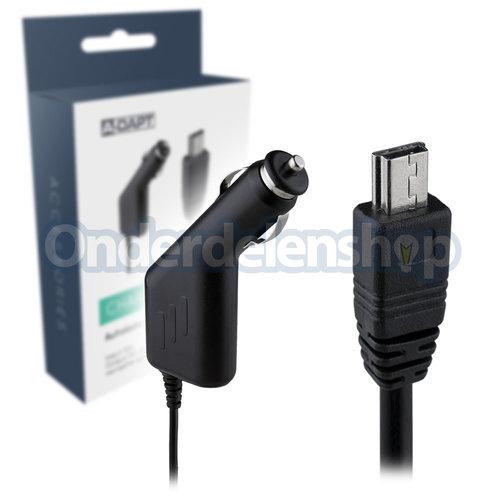 A-DAPT Autolader Mini USB A zwart