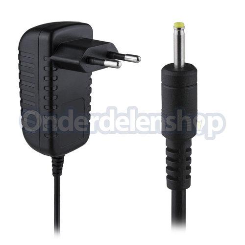 A-DAPT Thuislader tablet dunne pin A zwart