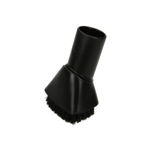 Universeel Borstel Plumeau 35mm zwart draaibaar