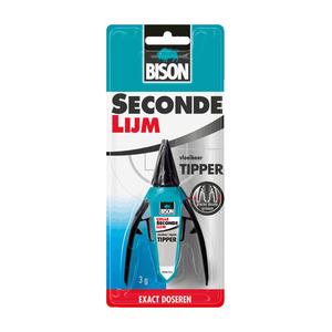 Bison bison sec.l. TIPPER vloeib. 3gr