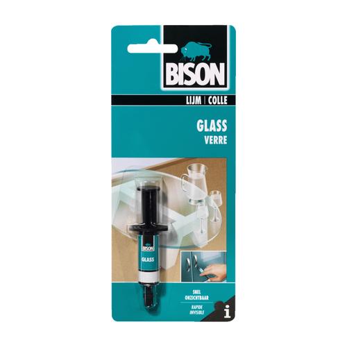 Bison bison glas 2ml