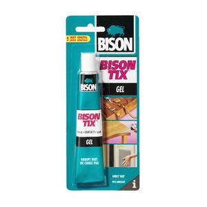 Bison bison-tix 50ml kaart