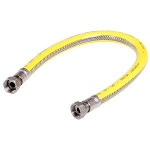 Raminex 200CM Gasslang RVS flexibel voor alle apparaten