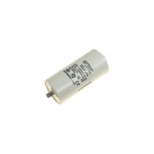 Universeel 25,0UF-450V kabel 250MM aanloop condensator