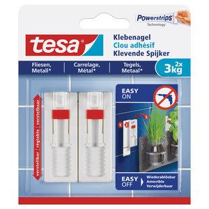 Tesa vers.b kleven spijker teg&met 3kg