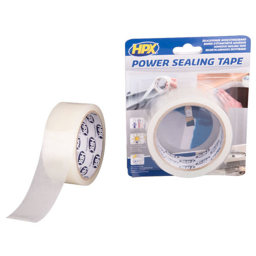 HPX Tape Power Sealing Tape Semi-Transparant