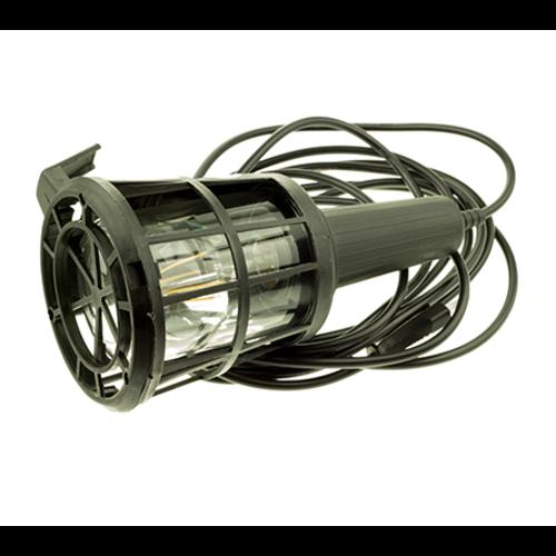 VBtools Werklamp korf  60W  5 meter