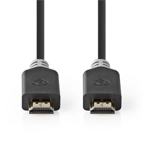 nedis 2.0 Premium High Speed HDMI™-Kabel met Ethernet | HDMI™-Connector - HDMI™-Connector | 2,00 m