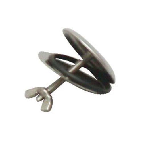Plieger Rvs Kraangatstop eu40mm Plieger