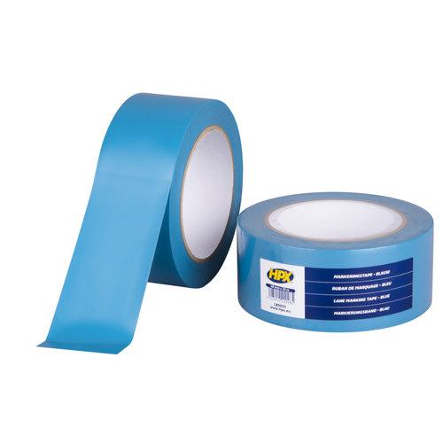 HPX HPX Markeringstape blauw 48mm x 33m