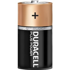 Duracell Duracell Batterij Alkaline Plus Power Mn1400 Lr14 Bls2