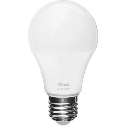 Trust ZLED-2709 Dimbare E27 LED Lamp Warm Wit