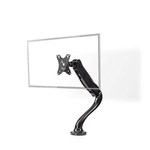 nedis Bureau-monitorsteun / Enkele monitorarm / Full-motion / 10 - 32