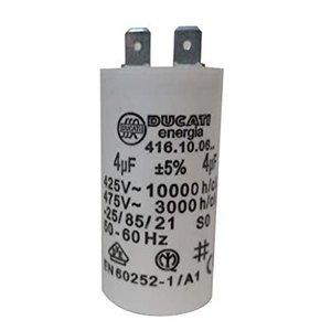 Universeel Condensator 4 uf 450V