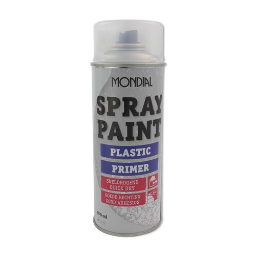 mondial Spuitbus plast.primer 400ml