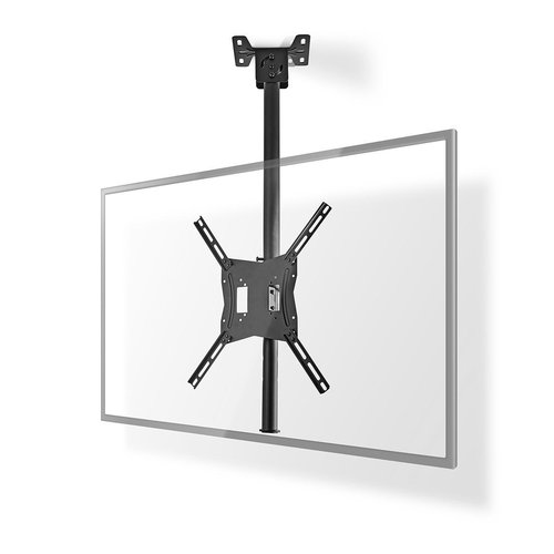 "nedis Draai- en Kantelbare TV-Plafondbeugel / 26 - 42"" / Max. 20 kg / Verstelbare Hoogte"
