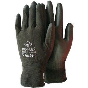 MSafe Werkhandschoen PU-Flex Zwart