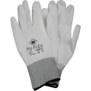 MSafe Werkhandschoen PU-Flex Wit
