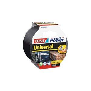 Tesa universal 10m x 50mm zwart
