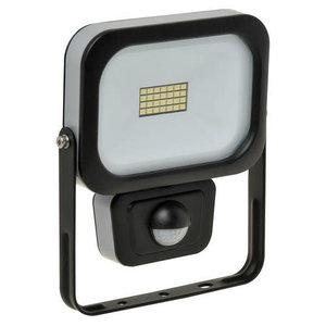 NOVA LED straler SL10 Slimline 10W 4000K 900 lumen +Sensor