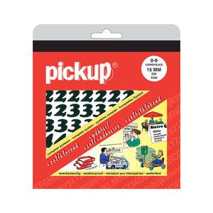 Pickup Cijferboek CooperBlack zwart 15 mm