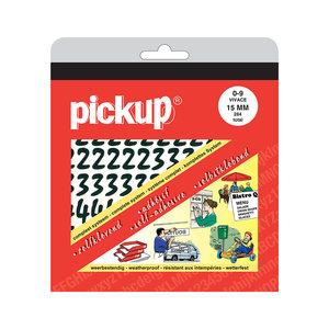 Pickup Cijferboek Vivace zwart 15 mm