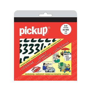 Pickup Cijferboek Vivace zwart 25 mm