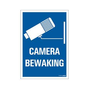 Pickup Bord 23x33cm Combinatie Camera Bewaking