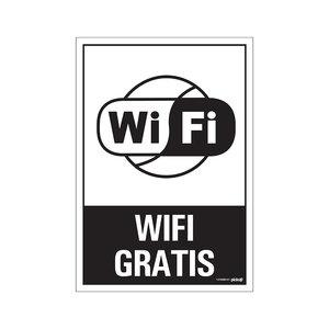 Pickup Bord 23x33cm Combinatie WiFi gratis