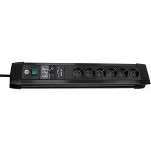 Brennenstuhl Tafelcontactdoos 3x1,5mm2 2300W 10A Zwart 3M