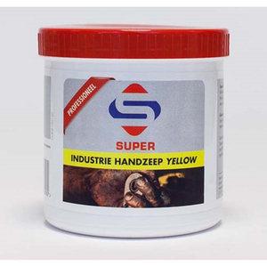 SuperCleaners Reiniger Super Industrie Handzeep geel