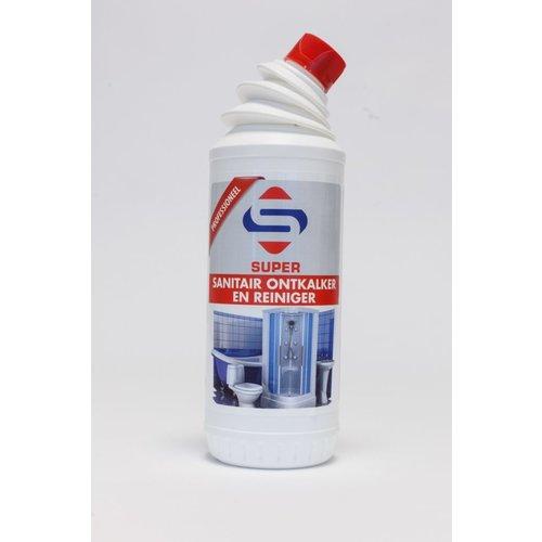 SuperCleaners Reiniger Super Sanitair Ontkalker en Reiniger