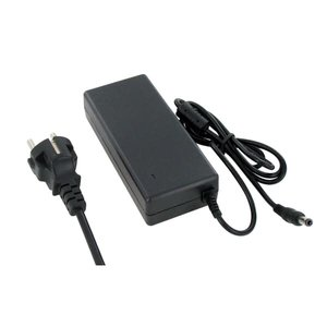 blue-basic Laptop AC Adapter 90W voor Asus, Medion, Packard Bell, Toshiba 5.5x2.5 connector