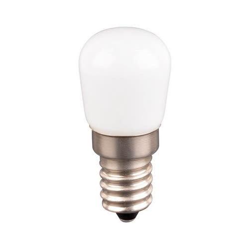 Glow LED mini-lamp 1,5W-E14  3000K 95 lumen